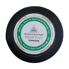Khadi Pure Herbal Aloevera, Neem & Basil Facial Massage Gel - 100g