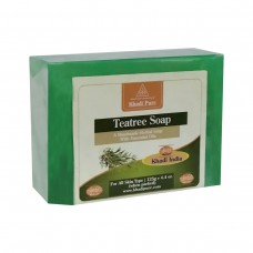 Khadi Pure Herbal Teatree Soap - 125g