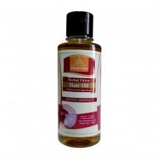 Khadi Pure Herbal Onion Hair Oil - 210ml