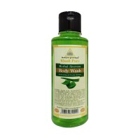 Khadi Pure Herbal Aloevera Body Wash - 210ml