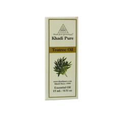 Khadi Pure Herbal Teatree Essential Oil - 15ml