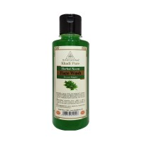 Khadi Pure Herbal Neem Face Wash - 210ml