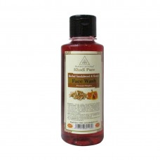 Khadi Pure Herbal Sandalwood & Honey Face Wash - 210ml