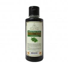 Khadi Pure Herbal Pure Neem Oil - 210ml