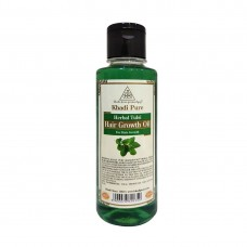 Khadi Pure Herbal Tulsi Hair Growth Oil - 210ml
