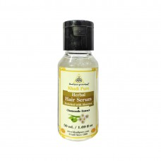 Khadi Pure Herbal Hair Serum - 50ml