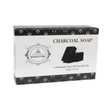 Khadi Pure Herbal Charcoal Soap - 125g