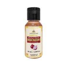 Khadi Pure Herbal Onion Hair Serum - 50ml