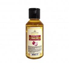 Khadi Pure Herbal Onion Hair Oil - 100ml