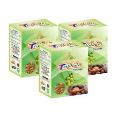 Khadi Pure Herbal Triphala Powder - 80g (Set of 3)