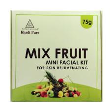 Khadi Pure Mix Fruit Mini Facial Kit