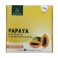 Khadi Pure Papaya Mini Facial Kit